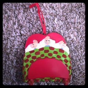 Grinch Christmas Ornament🎄